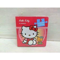 Hello Kitty W podróży. Puzzlowa książeczka, książka z kategorii Książki dla dzieci