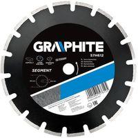 Tarcza do cięcia  57h612 300 x 25.4 mm diamentowa marki Graphite