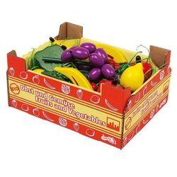 Owoce w Skrzyneczce Mix - 11 sztuk - zabawka dla dzieci, marki small foot design do zakupu w www.epinokio.pl