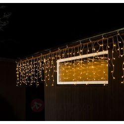 Zewn. zasłona LED Deszcz ze śniegiem, 400-pkt (7318306731034)