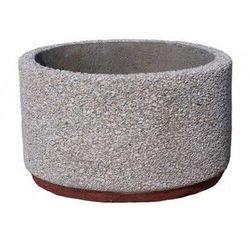 Donica betonowa D1 - produkt z kategorii- Doniczki i podstawki