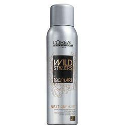 Wild stylers by tecni.art next day hair spray teksturyzujący 250 ml - l'oreal professionnel, marki L´oreal p