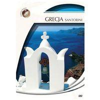 Dvd podróże marzeń  grecja santorinii