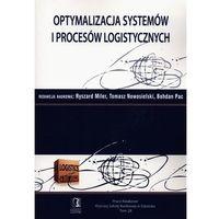 Optymalizacja systemów i procesów logistycznych, oprawa miękka