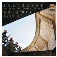 Beethoven: String Quartets Op. 18/5, 18/3, 135/9 - Artemis Quartet