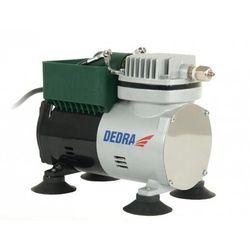 Zestaw do malowania precyzyjnego ded7470 300 watt z kompresorem mini + darmowy transport! marki Dedra