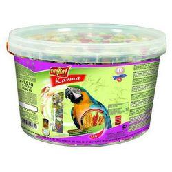 pokarm dla dużej papugi wiaderko 1,5kg 3l [2761] wyprodukowany przez Vitapol