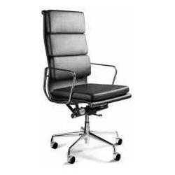 Unique meble Fotel wye czarny ekoskóra - zadzwoń i złap rabat do -10%! telefon: 601-892-200