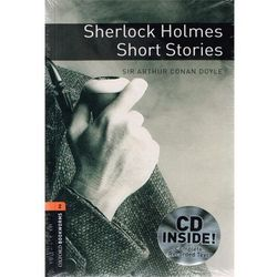 Sherlock Holmes Short Stories Plus Audio CD The Oxford Bookworms Library Stage 2 (Oxford University Press)