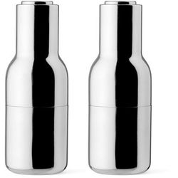 Młynek 2 szt Menu Bottle Grinder mirror polished steel, 4418039