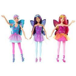 Barbie ze Świata Fantazji Wrózka CFF33,Cff34,Cff35