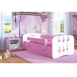 Łóżko dziecięce babydreams baletnica kolory negocjuj cenę marki Kocot-meble