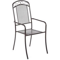 Krzesło ogrodowe metalowe venezia marki Home&garden