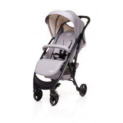smart wózek spacerowy spacerówka grey, marki 4baby