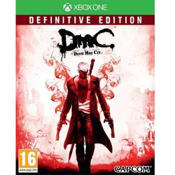 Devil May Cry Definitive Edition z kategorii [gry Xbox One]