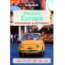 Europa Zachodnia Lonely Planet Western Europe Phrasebook, Lonely Planet Publications