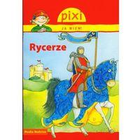 Pixi Ja wiem Rycerze, oprawa kartonowa