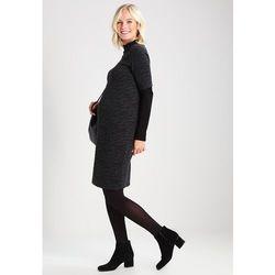 MAMALICIOUS MLJACO Sukienka z dżerseju black z kategorii sukienki ciążowe