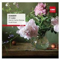 Schubert: Lieder - Dietrich Fischer-Dieskau, Gerald Moore