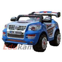Najnowszy jeep policja 218 strong 2 z pilotem/ jj-218 marki Import super-toys