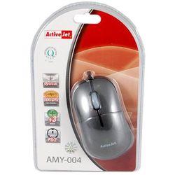 ActiveJet Mysz optyczna AMY-004 PS/2 (mysz)
