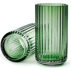 Wazon szklany 15 cm, zielony - Lyngby Porcelain