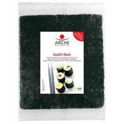 Arche (produkty do sushi) Algi morskie nori prażone do sushi bio 30 g - arche