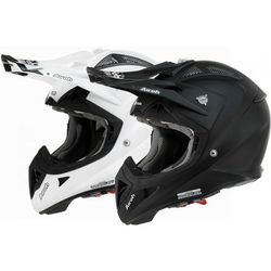 !@ KASK AIROH AVIATOR 2.1 BLACK MATT / PEARL GLOSS ze sklepu StrefaMotocykli.com