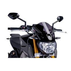 Owiewka PUIG Sport do Yamaha MT-09 (mocno przyciemniana) z kategorii Owiewki motocyklowe