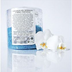Sól do kąpieli MINERALNA MORZE MARTWE niebieska na wagę - produkt z kategorii- Sole i kule do kąpieli