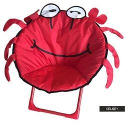 SELSEY Krzesełko składane Small Crab