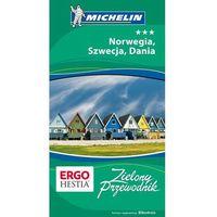 Norwegia Szwecja Dania Zielony Przewodnik, praca zbiorowa