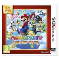 Nintendo 3DS Mario Party: Island Tour Select