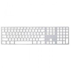 APPLE klawiatura z polem numerycznym polski układ klawiszy MB110PL/B (0885909512713)