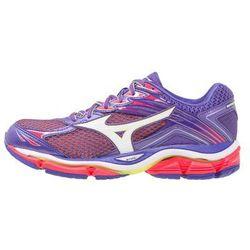 Mizuno WAVE ENIGMA 6 Obuwie do biegania treningowe passion flower/white/diva pink