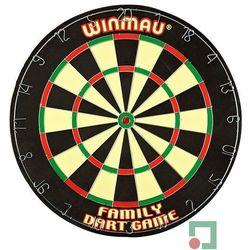 Dart - Tarcza WINMAU FAMILY na ostre rzutki, towar z kategorii: Dart