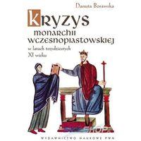 Kryzys monarchii wczesnopiastowskiej w latach trzydziestych XI wieku
