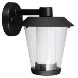 Eglo Zewnętrzna lampa ścienna paterno 94215  aluminiowa oprawa ogrodowa led ip44 outdoor czarna, kategoria: lampy ogrodowe