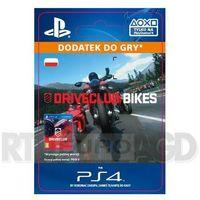 Sony Driveclub - bikes dlc [kod aktywacyjny] (0000006200110)