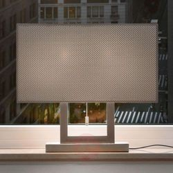 Villeroy & Boch lampa biurkowa MARRAKESCH brązowy 96301, 96301