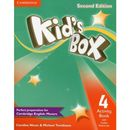 Kid's Box 4 Activity Book with Online Resources (88 str.)