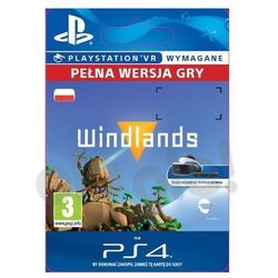Windlands, gra na konsolę PlayStation4