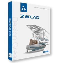 ZwCAD 2017 Professional PL/ENG