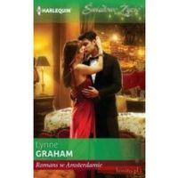 Romans w Amsterdamie - Lynne Graham, oprawa broszurowa