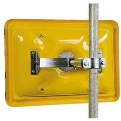 Dancop Przystawka do montażu na słupku, z opaską do Ø rurki 50 - 85 mm, możliwość ustaw