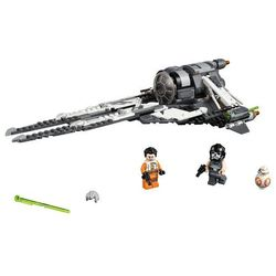 75242 TIE INTERCEPTOR CZARNY AS (Black Ace TIE Interceptor) - KLOCKI LEGO STAR WARS