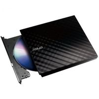 Asus DVD-RW RECORDER ZEW USB BLACK Slim Lite