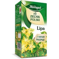 Herbapol Herbatka ziołowa zielnik polski lipa ex'20 30 g