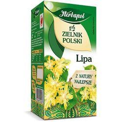 Herbatka ziołowa Zielnik Polski Lipa EX'20 30 g Herbapol (5900956002347)