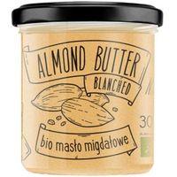 DIET FOOD 300g Masło z migdałów blanszowanych Bio   DARMOWA DOSTAWA OD 150 ZŁ! (5906660508540)